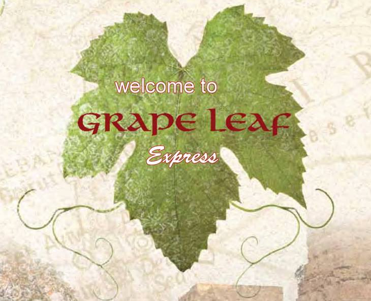 GRAPE LEAF EXPRESS (MONROE ST.)
